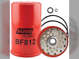 Filter - Fuel Can Type BF812 1896202M91 Massey Ferguson 760 55 1155 1150 500 860