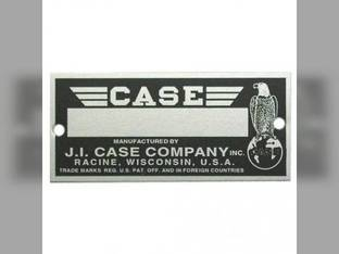 Serial Number Tag Case 500 D L S V