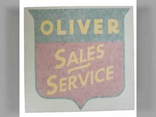 "Tractor Decal Sales/Service 8"" Vinyl Oliver 1555 1600 660 Super 88 1550 1750 1950 1850 1650 770 1655 1855 1900 Super 66 2050 440 Super 77 1755 70 Super 44 2150 60 1800 77 66 880 Super 55 550 1955 88"