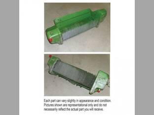 Used Hydraulic Oil Cooler John Deere 4010 5010 4000 4020 AR31151