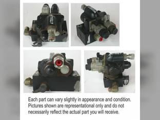 Used Hydraulic Pressure Valve John Deere 9860 9870 9660 9670 9560 9770 9570 9760 AH201227