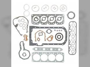 Full Gasket Set John Deere 2010 RE524744