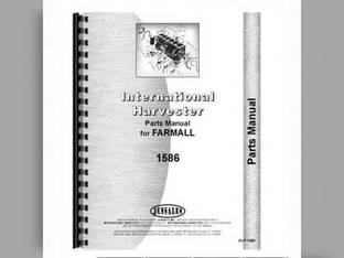 Parts Manual - IH-P-1586 Harvester International 1586