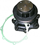 Water Pump With Single Groove Pulley