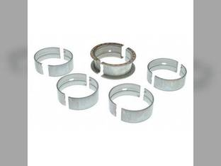 "Main Bearings - .030"" Oversize - Set John Deere 254 3010 3020 270 500 500A AR49247"