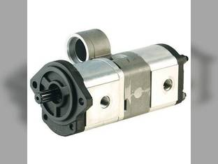 Power Steering Pump - Economy Massey Ferguson 4233 4360 4370 4225 4243 4345 4235 4253 4265 4355 4240 4270 4365 4263 4325 4245 4255 4260 4335 Allis Chalmers 8745 8765 White 6410 6510 AGCO LT70 LT85