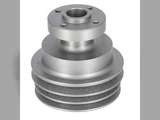 Water Pump Pulley Massey Ferguson 1100 1105 1135 1130 White 2-85 2-105 738830M1