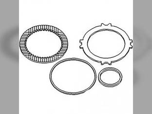 Torque Amplifier Disc Kit Case IH 4220 3220 3230 885 4240 485 585 884 4230 4210 685 3210 534963R93 International 784 684 534963R93