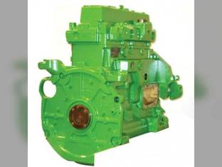 Remanufactured Engine Assembly Long Block John Deere 4.5L R504849