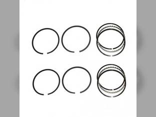 Piston Ring Set - Standard - 2 Cylinder Ford 268T 401 BSD444T F1HZ6148AA New Holland TX36 1085 1079 TR87 TR86 TR97 1078 TR96