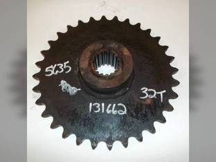 Used Axle Drive Sprocket Gehl 5635 6635 131662
