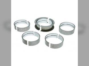 "Main Bearings - .020"" Oversize - Set Ford 5600 5600 5030 555C 5900 555D 5100 5610 5610 7610 655 7710 5000 5000 6610 6610 7700 755 755 7100 6710 650 4830 7600 6600 655C 655A 7200 Super Major 7000 575D"