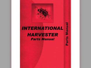 Parts Manual - IH-P-450 International 450 450
