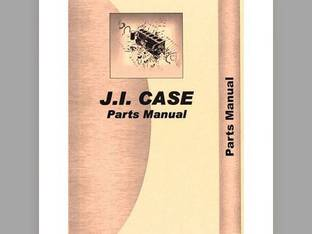 Parts Manual - CA-P-1700UNLDR Case 1740 1740 1737 1737 1700 1700