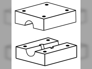 Walker, Bearing Blocks