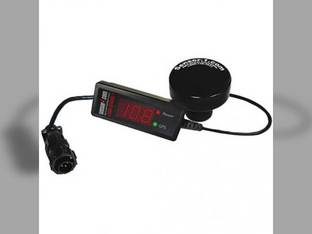 Ground Speed Sensor - 4 pin Amp Connector