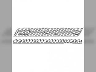 Cylinder Rasp Bar Kit Gleaner R40 R42 R72 R70 R62 R60 R52 R50 71371526