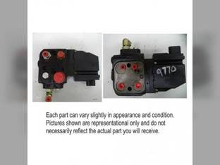 Used Electro-Hydraulic Steering Control Valve John Deere 8410 8410 8310 8310 7720 7720 8220 8220 8430 8430 8200 8200 8300 8300 9660 9660 8110 8110 8100 8100 8210 8210 9560 9560 4630 4630 8400 8400