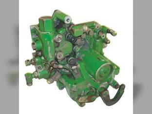 Used Transmission Control Valve Housing John Deere 4050 4960 4760 4450 4560 4250 4650 4255 4755 4555 4055 4850 4955 RE50974