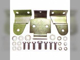 Seat Brackets 3 Piece Set Ford 2120 2110 6700 700 4000 5100 8N 2810 4600 7100 900 3300 4330 800 3500 4130 7600 3400 5000 2100 335 7000 2N 5200 2300 6600 2910 3100 9N 3000 600 4500 2000 3600 7700 445