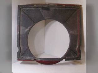 Used Fan Shroud Case IH 2388 International 251463A1