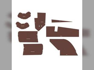 Cab Foam Kit less Headliner Saddle Tan Allis Chalmers 8070 8050 8030 8010