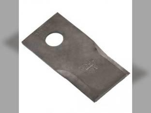 Disc Mower Blade - LH 25 Pack John Deere 1320 1326 1315 240 1314 260 CC20500 New Holland 442 462 452 766726 Kuhn GMD55 GMD77 GMD44 GMD66 561.512.10