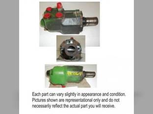 Used Steering Hand Pump John Deere 6620 8820 7720 AH95422