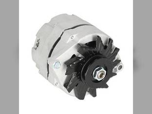 Alternator - Delco Style (7127-12) John Deere 4630 4230 4430 International 1466 766 1066 966 Massey Ferguson Oliver Bobcat Case Minneapolis Moline Gleaner Versatile Allis Chalmers Cummins Caterpillar