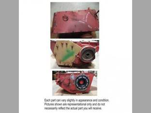 Used Transmission Assembly Case IH 2188 2388 2377 2144 2366 2344 2166 236707A1R