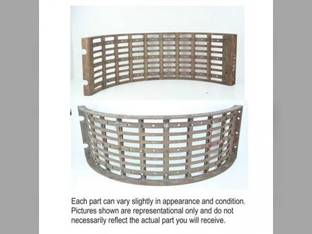 Used Slotted Grate Case IH 2588 1688 5088 1680 2388 2188 International 1480 191535C2