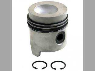 Piston & Rings Ford 3300 2610 3330 420 2910 5600 340 3100 3310 3000 3600 445 5000 335 D6NN6108L