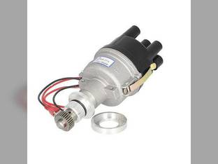 Distributor with Electronic Ignition - 12 Volt International HV A 340 450 330 Super MTA Super H Super M M Super A 230 240 300 400 200 C 350 MTA H Super C B 353890R91