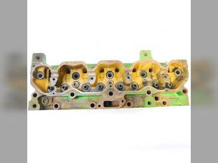 Used Cylinder Head John Deere 500 3010 3020 500A AR34687