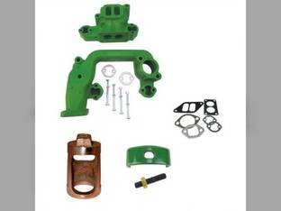 Intake and Exhaust Manifold Kit John Deere 630 60 620
