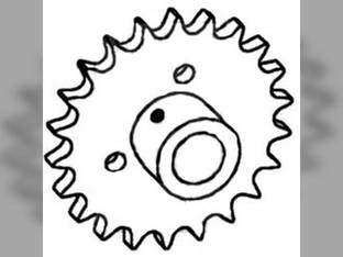 Thresher Raddle Drive Sprocket Gleaner M3 M3 M M M2 M2 L3 L3 L L L2 L2 71166372