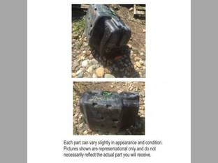 Used Fuel Tank John Deere 2355 2555 2755 2855 AL41628