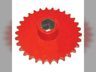 Feeder Reverser with Rock Trap Sprocket Case IH 2188 2377 1644 2144 1666 2366 2344 1688 2166 1320110C3