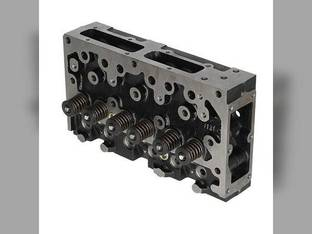 Cylinder Head with Valves - Perkins AD3.152 Massey Ferguson 253 2135 235 203 340 154 234 353 148 135 245 150 342 233 133 254 205 230 140 255 350 20 40 550 3637389M91