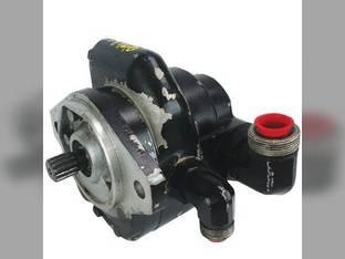 Used Hydraulic Gear Pump Assembly Case IH 7150 7110 7140 7120 7130 1954132C2