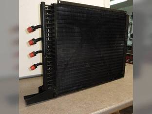 Used Hydraulic Oil Cooler John Deere 9860 CTS 9650 9640 9760 9550 9660 9680 9750 AH168468