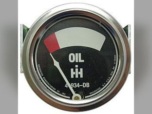 Gauges, Oil Pressure