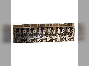 Remanufactured Cylinder Head with Valves John Deere 9400 9935 7410 4710 7320 9410 6603 7520 7810 7510 4700 7220 9450 7210 7405 7420 6715 6605 7610 7815 RE57489