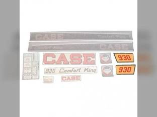 Decal Set Case 930