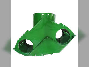 Auger Tube Housing