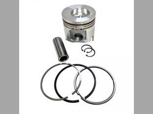 Engine Piston & Ring Set 3TNE84 & 4TNE84 John Deere 4475 4600 990 4510 790 4310 6675 4610 4500 110 1600 4300 AM878606 Mustang 2040 2042 Yanmar 3TNE84