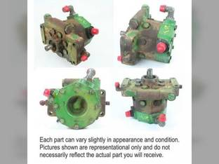 Used Hydraulic Pump John Deere 2440 1640 2130 401 2020 1520 1120 2030 1030 400 1630 2040 3040 3130 1040 301 2240 2640 1140 2250 3140 1850 2650 1830 2630 2140 1130 2120 300 1530 1550 3030 1750 1020
