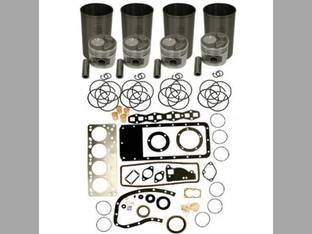 Engine Rebuild Kit - Less Bearings - 1958-1961 Ford 621 651 611 701 641 134 501 771 541 2000 631 661 2100 681 671 741 601