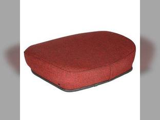 Seat Cushion without Brackets Fabric Red White 145 160 120 100 2-105 185 195 170 2-135 2-110 2-180 2-155 2-88 2-85