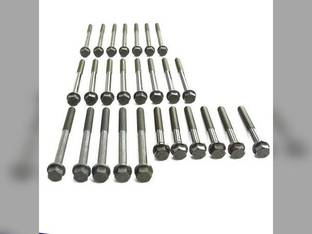 Head Bolts John Deere 7710 8420 8420T 9520 7500 7720 8220 7810 9220 7200 8520 9750 STS 8120 9120 7920 9660 8220T 9320 7400 9760 STS 8320 9660 CTS 9650 STS 9560 STS 9650 9660 STS 9420 9620 7820 7300